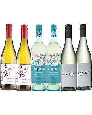 Marlbrough Sauvignon Blanc 2 + 2 + 2 Mixed White Pack pack (6) Wine