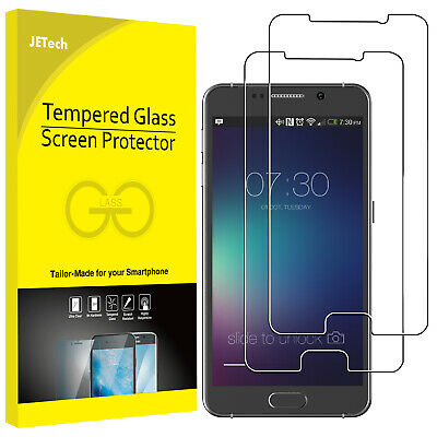 JETech® Premium Tempered Glass Screen Protector For Samsung Galaxy Note 2 3 4 5