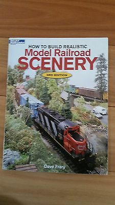How to Build Realistic Model Railroad Scenery by Dave Frary (Paperback /...