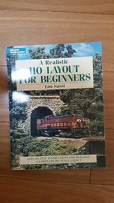 A Realistic HO LAYOUT FOR BEGINNERS