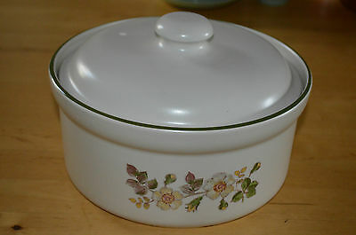 Marks & Spencer Autumn Leaves Casserole Dish & Lid