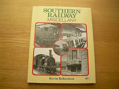 Southern Railway Miscellany Inc. EMU's, Carriage Stock, Signal Boxes etc..
