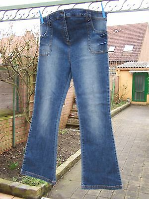 Jeans Grossesse KIABI MAMAN Strech Confort Taille 40