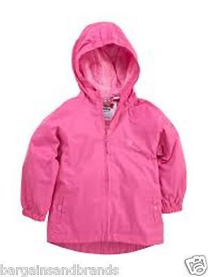 Muddy Puddles Puddlepac Rosa Impermeabile Pac Giacca 9-10 Anni 110348
