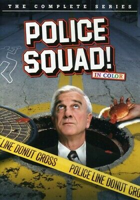 Police Squad: The Complete Series [New DVD] Full Frame, Ac-3/Dolby Digital, Do