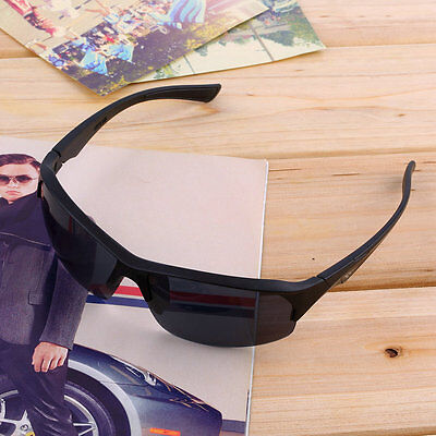 Outdoor Anti UV  Driving Sport Sunglasses Night Vision Goggles BZ