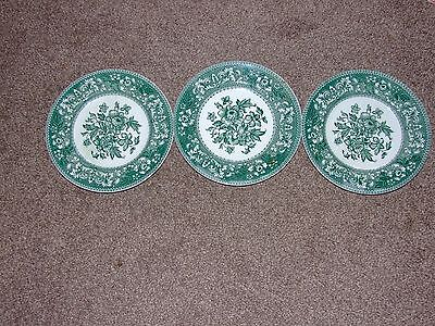 Westminster 3 plates