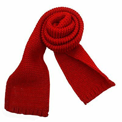 CY Toddlers Infant Babys Winter Scarf Kids Solid Color Knitted Scarves Winter