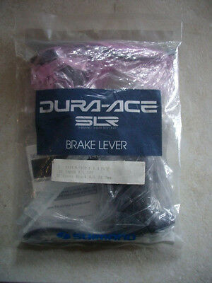 New Old Stock Shimano Dura Ace 7402 brake lever set
