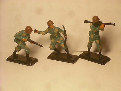 Soldatini Toy Soldiers Britains Deetail LTD England Paratroopers 1:32