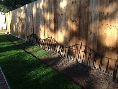 Wrought Iron Gate and Fence for Sale!