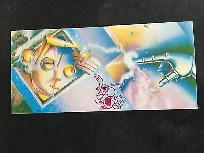 Rave Flyers Asterix 1990