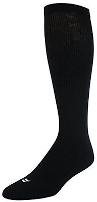 Sof Sole Youth 2 Pack Allsport Team Socks, Black, One Size
