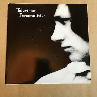"""Television Personalities Favourite Films First UK Pressing 7"""" Single"""
