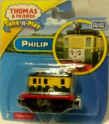 Thomas & Friends Take-n-Play PHILIP Diecast Brand New