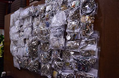 Huge Lot Of Sterling Silver Jewelry 300 Gram Lots -Multiple Available Make Offer