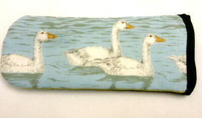 GEESE GLASSES CASE - cotton