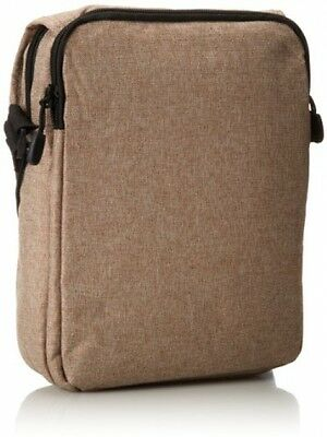 Everest Utility Bag With Tablet Pocket, Tan, One Size