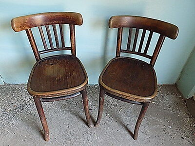 Bentwood Bistro Chairs~Antique~Bentwood Chairs~Kitchen~Dining