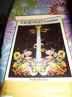 The Beatles Complete      Song Book Album