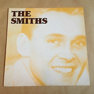 """The Smiths Last Night I Dreamt That Somebody Loved Me 12"""" Vinyl First UK Pressin"""