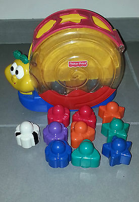 Escargot à forme Fisher PrIce