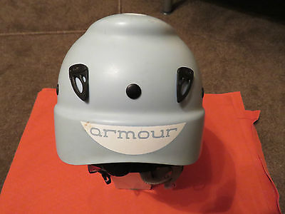 Blue Camp Armour Climbing Helmet