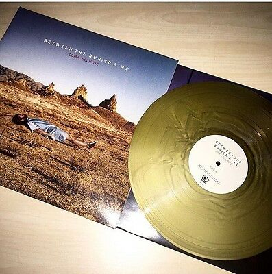 Between The Buried And Me - Coma Ecliptic Gold Vinyl