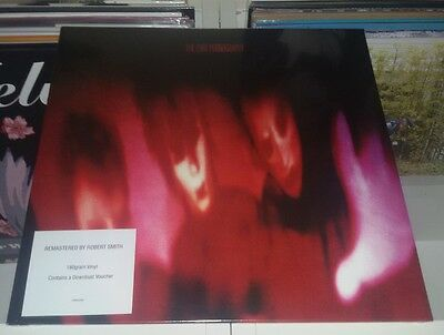 The Cure - Pornography (Lp)