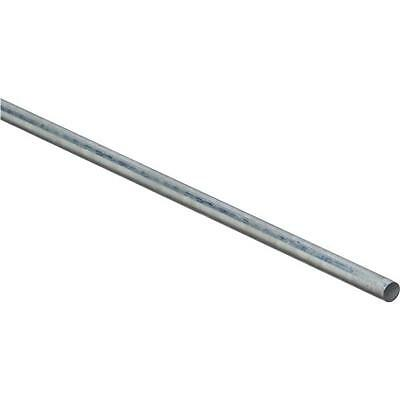 National Mfg. 3/16x3' Round Stainless Steel Rod N347971