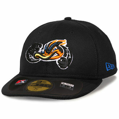 New Era Akron RubberDucks Fitted Hat - MiLB