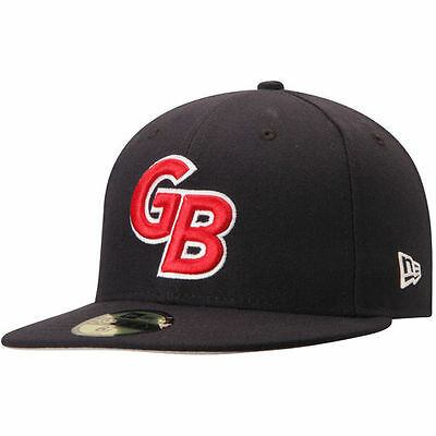 New Era Great Britain Baseball Fitted Hat - World Baseball Classic