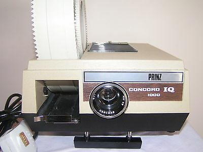 Prinz Concord 1000 Rotary Slide Projector.
