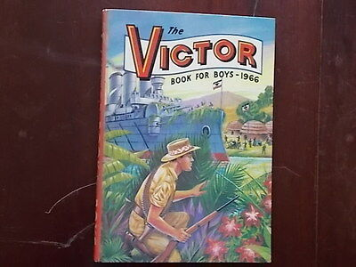The Victor Book for Boys -1966