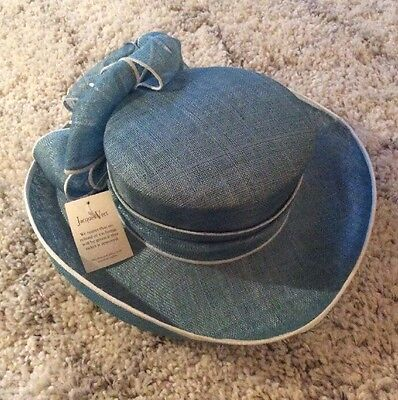 ~~JACQUES VERT Hat-Turquoise-New~~