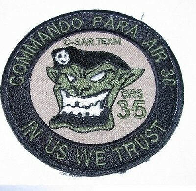 OPEX Afghanistan patch CPA 30 CSAR V2