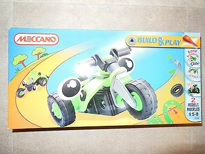 junior meccano - build and play