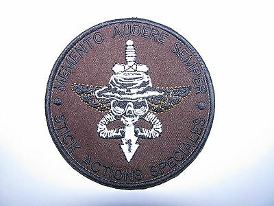 OPEX Afghanistan patch 1 RPIMa SAS