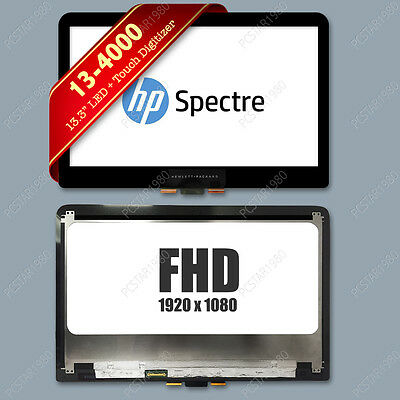 """NEW HP Spectre X360 13-4103dx 13.3"""" LED LCD TOUCH Screen Digitizer Assembly FAST"""