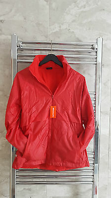 NEW WITH TAGS RESULT R203Y CORE YOUTH MICROFLEECE LINED JACKET Red  Age 11/12