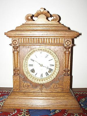 Vintage Mantle  Clock Ansonia