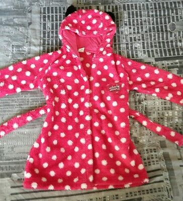 9-12 months minnie mouse dressing gown