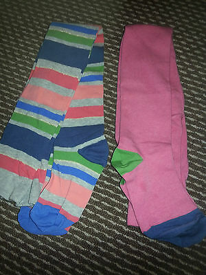 Next Tights 2 Pairs  Size 9-10 Yrs    Vgc Next Day Post