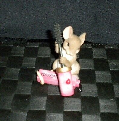"Charming Tails 2012 Enesco ""Mouse-scara"" Figurine #4030958"