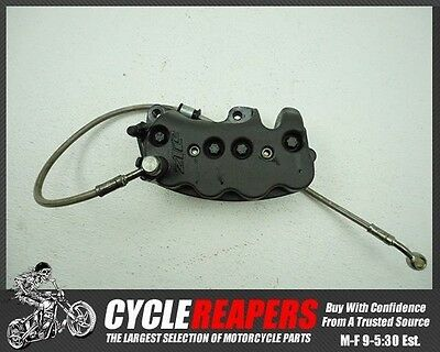 C356 2008 2009 08 09 Buell 1125 1125R Front Brake Caliper Pads Lines