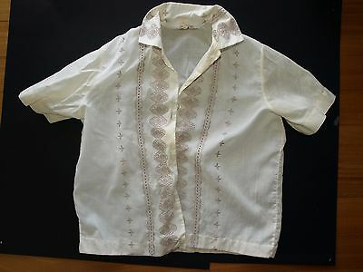 Vintage Woman's Blouse  New Yorker by David Jones.Excellent condition