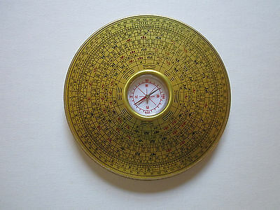 CHINESE FENG SHUI COMPASS - As New Condition