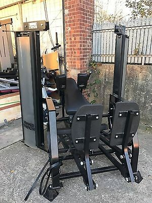 Hammer Strength MTS Squat - ISO Squat RARE Equipment Commercial Gym Equipment
