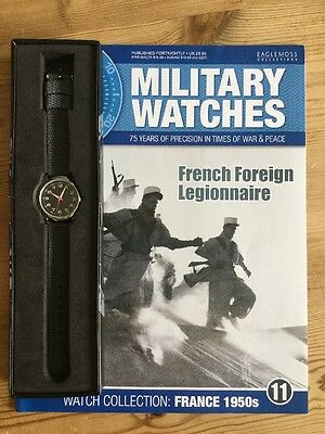 Military Watches Collections - French Foreign Legionnaire 1950s