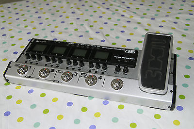 Zoom G5 Guitar Effects & Amp Simulator Pedal
